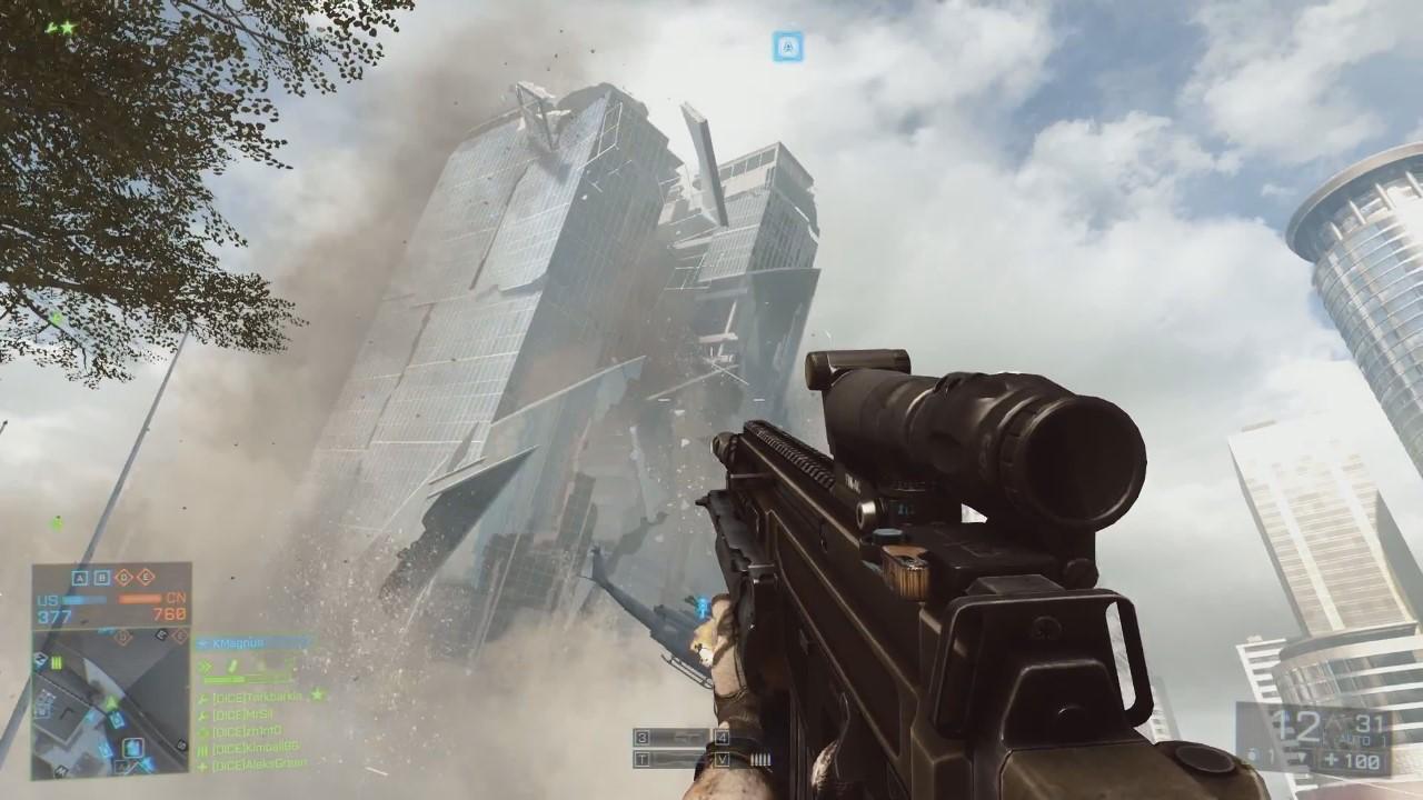 Trailer Battlefield 4 Bf4.2